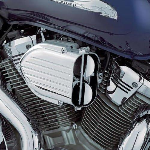 Moto custom hypercharger pro su honda spirit for Filtro aria cabina 2012 ridonda honda