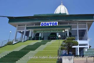 Masjid Pondok Modern Darussalam Gontor