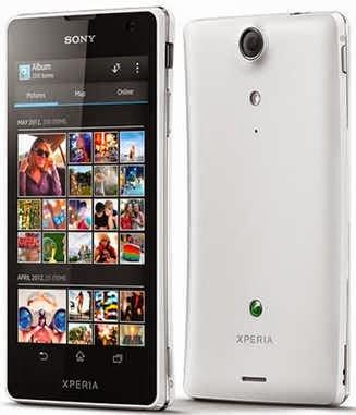 Spesifikasi Sony Xperia TX