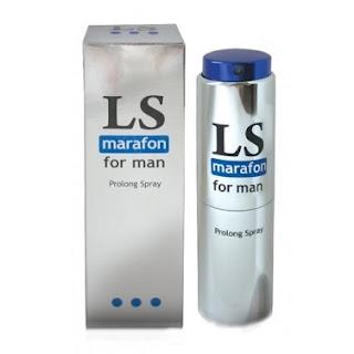 Спрей для мужчин LOVESPRAY MARAFON