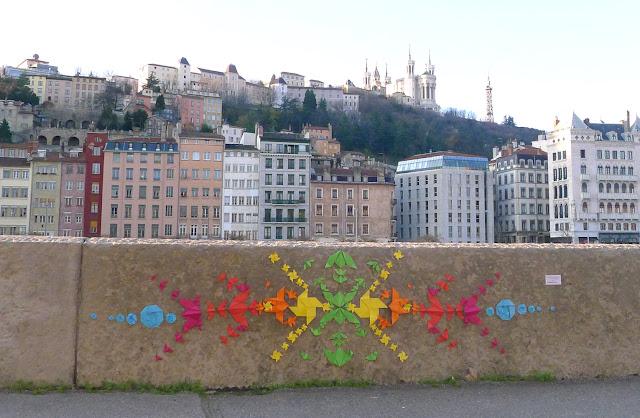 graffitis origami