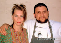 Glamorosi and Chef David Katz