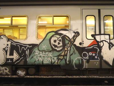 ratse vandals