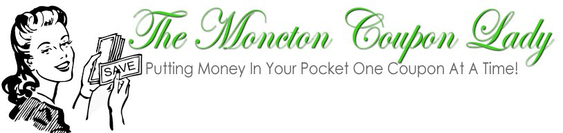 Moncton Coupon Lady