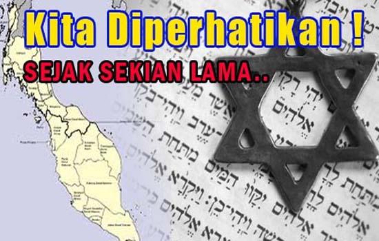 """""""Melayu Bangsa Misteri.."""" - Yahudi"""