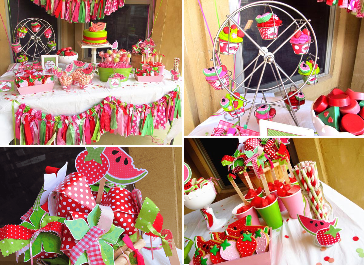 Kids Party Hub Summer Party Themes And Ideas For Girls