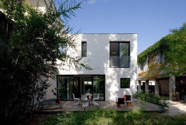 Neocribs Modern Small House Design House 51 Bordeaux