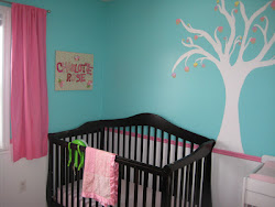 Our daughter&#39;s cupcake nursery