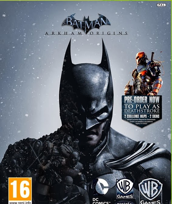 Arkham Origins Pc Game And XBOX360 Free Download Crack Cheat Code