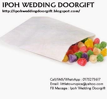 Ipoh wedding door gift for Idea untuk doorgift perkahwinan