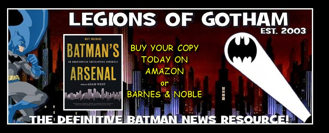 Batman News from Legions of Gotham