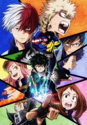 My Hero Academia 2 (Dub)