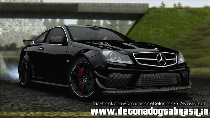 GTA SA - Mercedes-Benz C63 AMG 2012