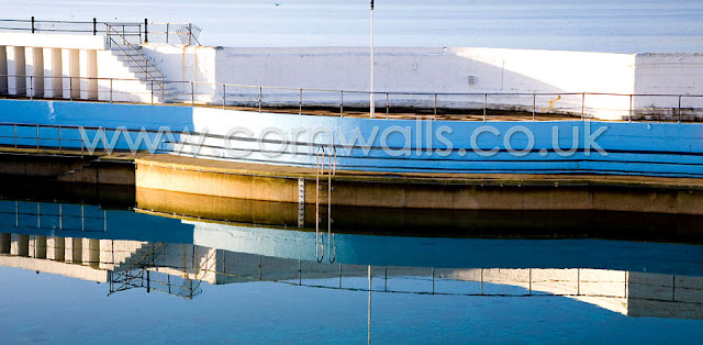 Penzance's Art Deco Jubilee Pool