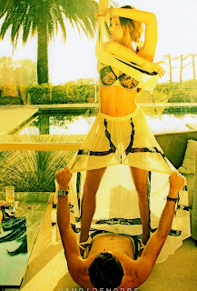 Diora Baird Photoshoot, Diora Baird Treats Magazine