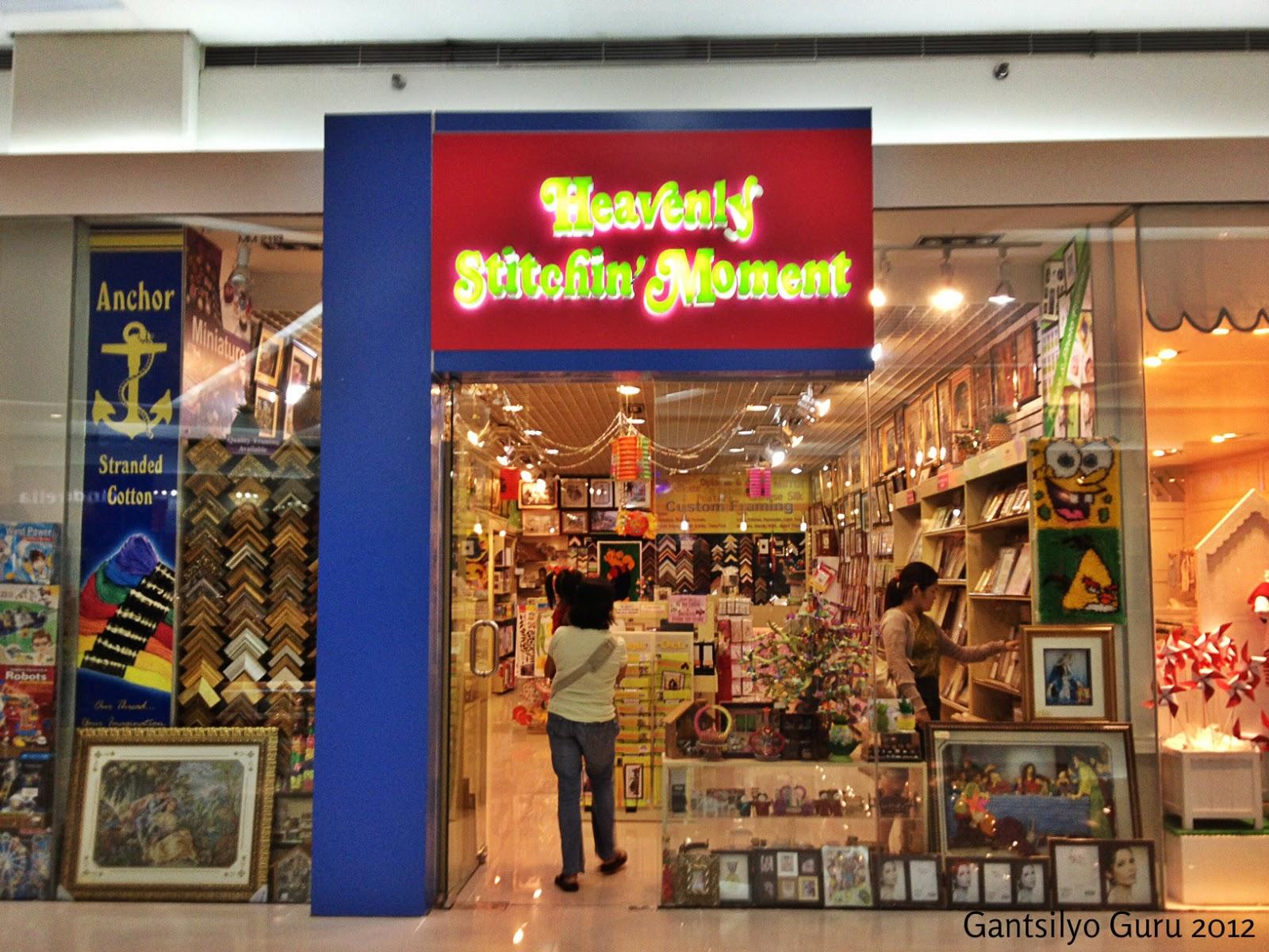 Guru Shop gantsilyo guru yarn store 3 heavenly stitchin moment sm mall of