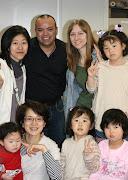 Mi papa de México en Japón!