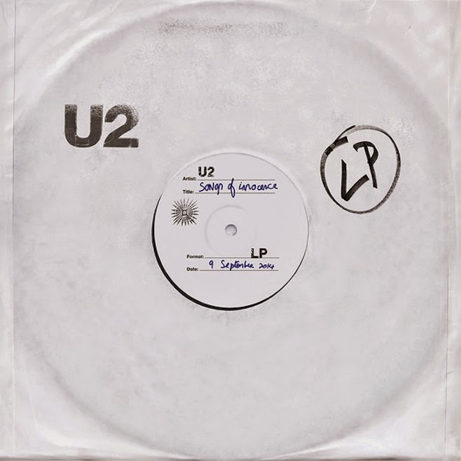 U2 bono edge larry mullen adam clayton songs of innocence and experience