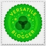 2º PREMIO The Versatile Blogger Award,2014