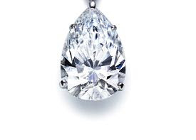Diamond Pendant by Tiffany & Co.