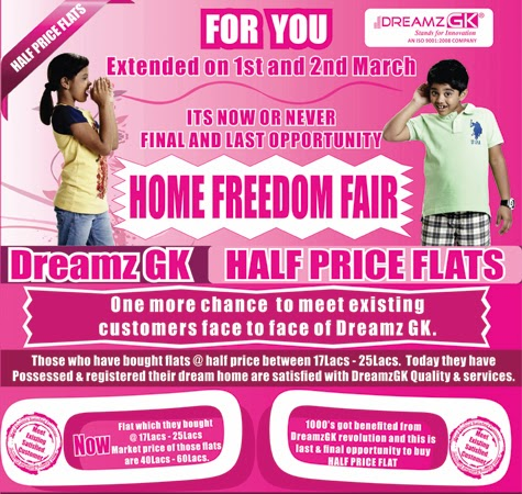 DreamzInfra-Home-Fair-1&2Mar