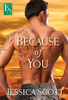 Book Cover Because of You