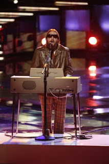 Nicholas David of The Voice