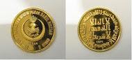 PERAK Gold Dinar