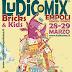 [Eventi] Ludicomix –Bricks&Kids 2015