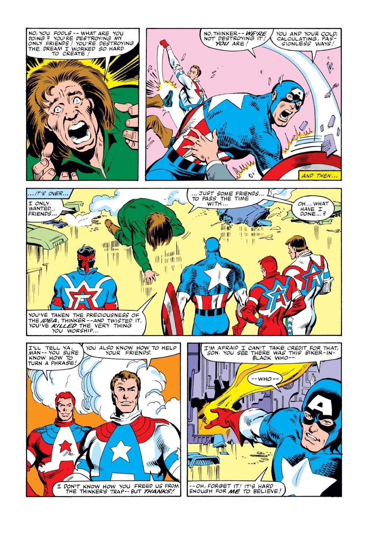 Captain America (1968) Issue #269 #185 - English 23