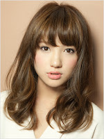 Cool New Asian Hairstyles 2011 5 Trend Potongan Rambut Cewek Korea 2013