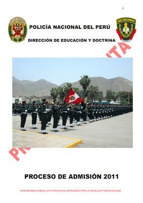 ... de la Policía Nacional del Perú (ETS PNP), Alma Mater del personal