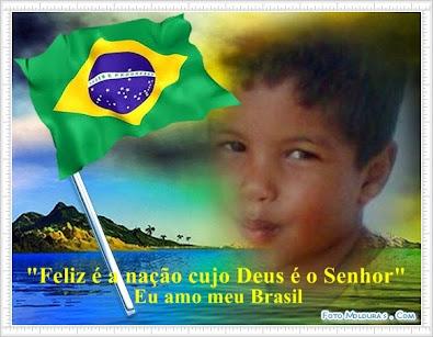 Eu amo meu Brasil