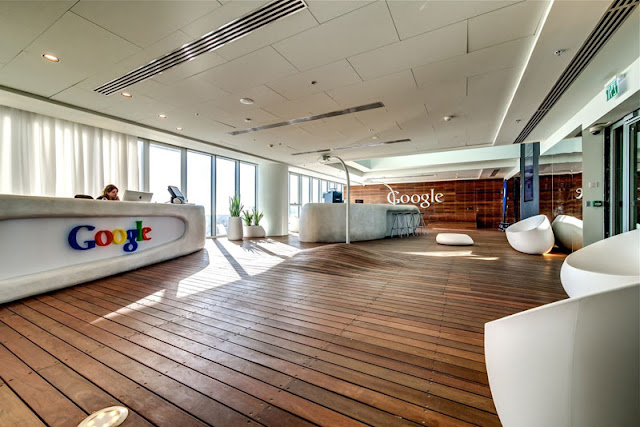 new office of Google