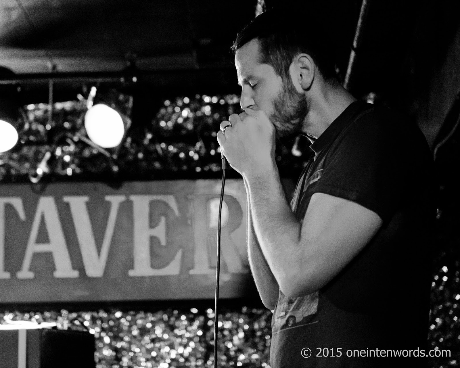 Catl at The Horseshoe Tavern January 31, 2015 Photo by John at One In Ten Words oneintenwords.com toronto indie alternative music blog concert photography pictures