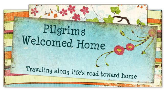Pilgrims Welcomed Home