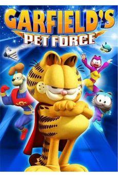 Biệt Đội Thú Cưng Garfield's Pet Force