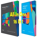 Windows 8 All In One (AIO) Full Activation 1