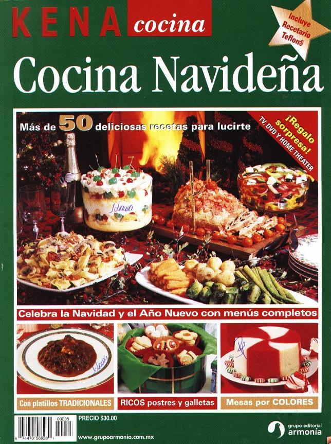 Revista Cocina | Revista Cocina Navidena Imperdible Receta Express
