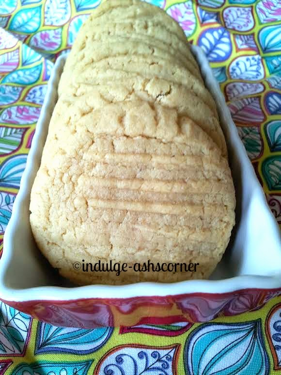 Cashewbutter cookie
