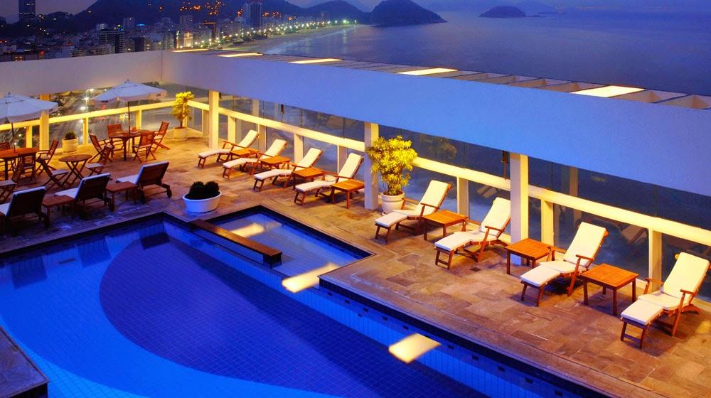 Dicas hotéis no Rio de Janeiro