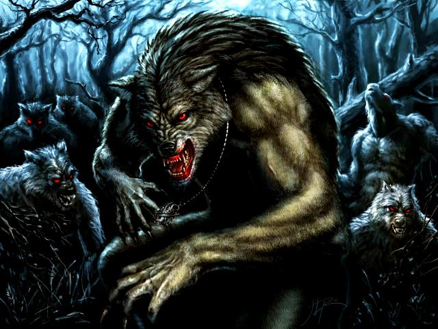 [Leyenda] Hombres Lobo