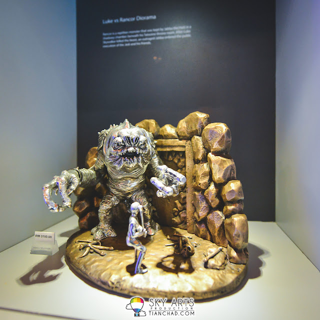 Diorama, Luke vs Rancor, Limited Edition    (MYR 3180.00)