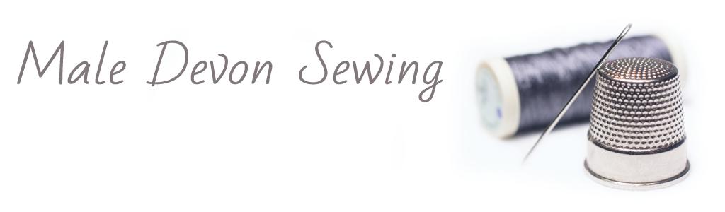 Male Devon Sewing