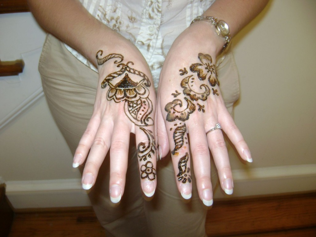 Mehndi Designs Hands Arabic S : Arabic henna designs for hands latest fashion club