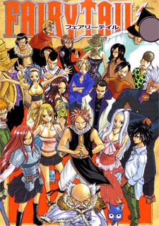Fairy Tail Manga ver online descargar