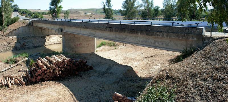 Nuevo puente de la carretera