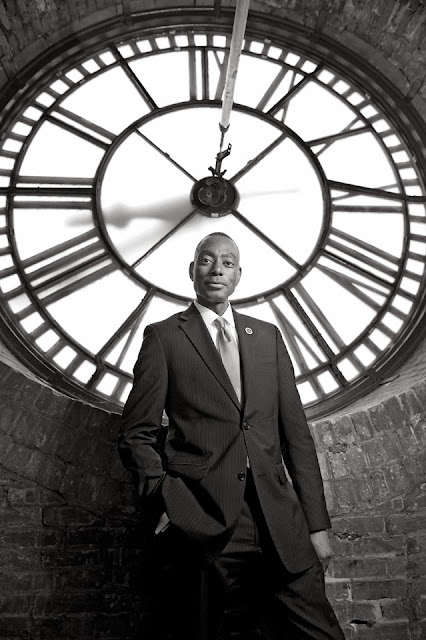 Mayor; Mark Mallory; Cincinnati; Mayor of Cincinnati; City Hall; Clock Tower