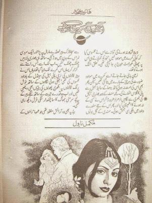 Aankhon Se Meri Dekho by Faiza Iftikhar Online Reading.