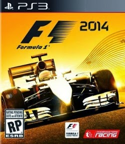 [PS3] F1 2014 (EUR) ISO Download